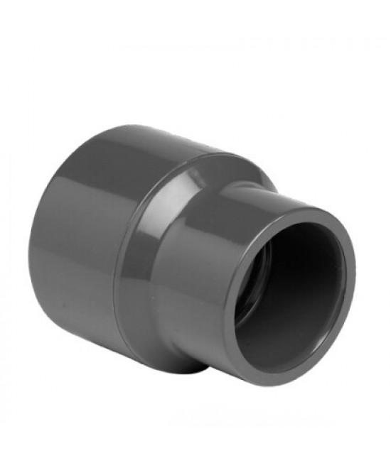 Втулка переходная ПВХ EFFAST d63x75x63 мм (RDRRLD063G)