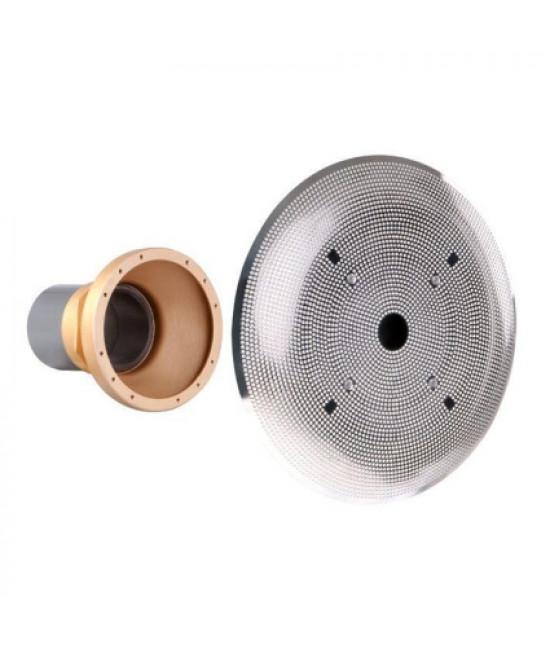 Водозабор Fitstar 9170021, соедниение DN 100, 80 м3/ч, 485 мм, для морской воды