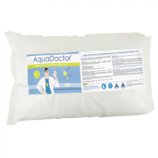 AquaDoctor MC-T 50 кг. (таблетки по 200 гр.)