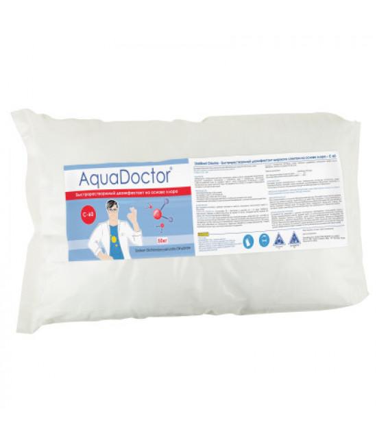 AquaDoctor C-60 50 кг. в гранулах
