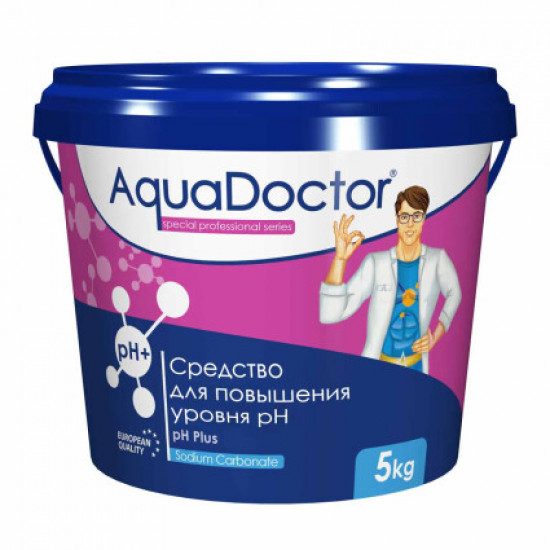 AquaDoctor pH Plus 5 кг.