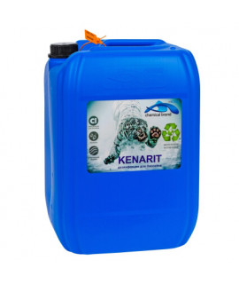 Жидкий дезинфектант для бассейна на основе хлора Kenaz Kenarit 30 л.
