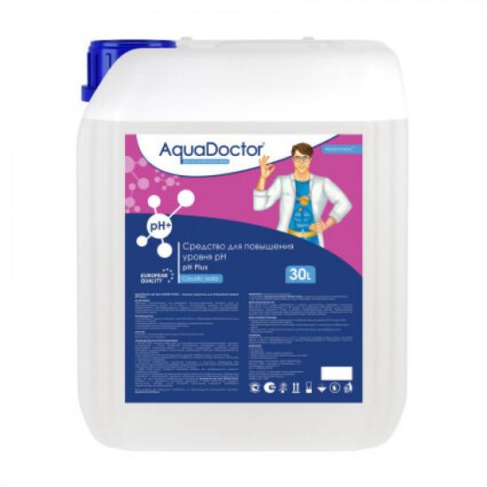Жидкое средство для повышения уровня pH AquaDoctor pH Plus 30 л.