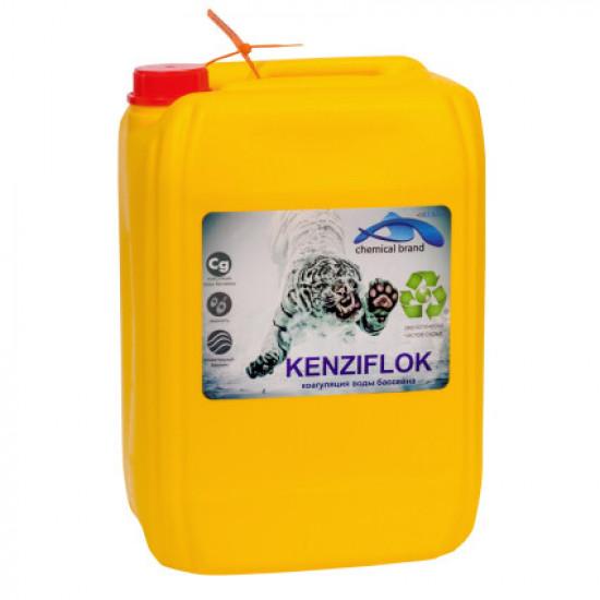 Жидкий коагулянт Kenaz Kenziflok 0,8л