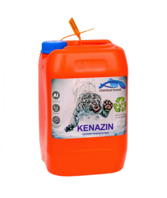 Жидкое средство для удаления плесени и водорослей Kenaz Kenazin непенящийся 0.8л