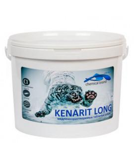 Сухой препарат для дезинфекции воды Kenaz Kenarit Long 0.8 кг