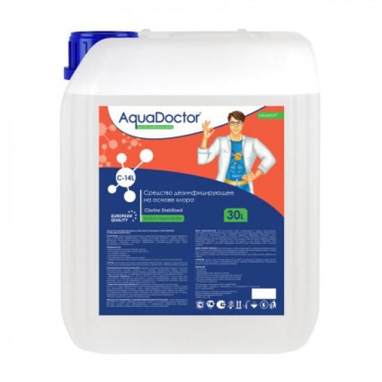 Гипохлорит натрия AquaDoctor CL-14 30 л. (М)