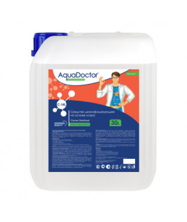 Гипохлорит натрия AquaDoctor CL-14 20 л. (М)