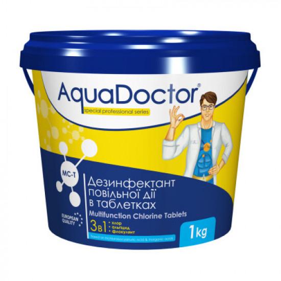AquaDoctor MC-T 1 кг. (таблетки по 20 гр.)