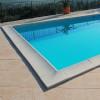 Копинговый камень Carobbio Standard 60x31.5 см песочный, гладкий
