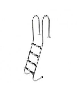 Лестница Aquaviva MUS-415 (4 ступ.) для облегченного спуска
