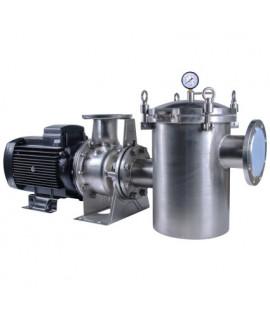 Насос Aquaviva LX SCA80-65-125/9.2T (380В, 130 м3/ч, 12.5НР)