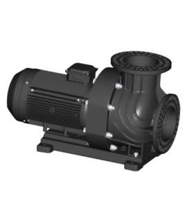 Насос Aquaviva LX WEQ400 (380В, 60 м3/ч, 4HP), пластиковая подставка
