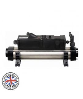 Электронагреватель Elecro Flowline 8Т39В Titan/Steel 9кВт 400B