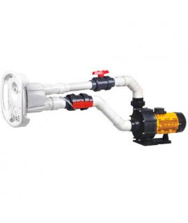 Противоток для бассейна AquaViva AV-JET-4ST Kit (380В, 56 м3/ч, 4HP)