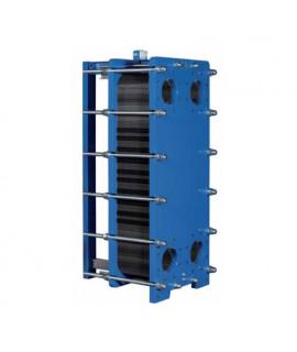 Теплообменник пластинчатый Techno System 140 кВт Titan