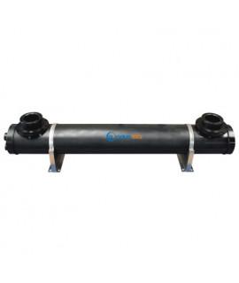 Ультрафиолетовая установка Aquaviva AVUF110T HDPE, до 140м3, DN150, 1.65кВт (5шт/320Вт)v