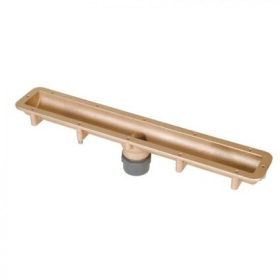 Закладной короб Fitstar 8795050 air-bubble, для плато 8795020, 8790020, выход 63 мм