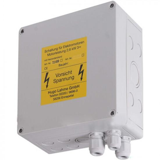 Блок управления Fitstar 7322060 для пневмокнопки 2,6 кВт, 400В, 16-9 А