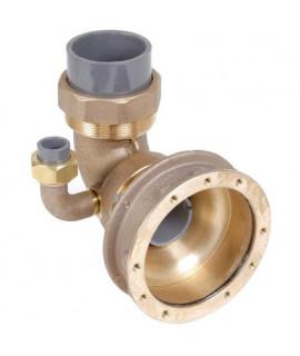 Проход донный Fitstar 8663450 для Combi-Whirl, под форсунку 63 мм, 90°, 191 мм