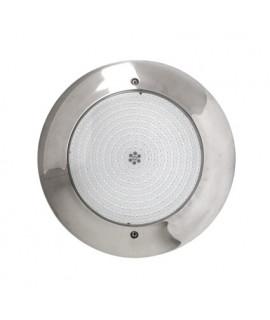 Прожектор светодиодный Aquaviva HT201S 546LED (33 Вт) RGB стальной + закладная