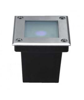 Прожектор LED AquaViva (1led 5W 12/220V) RGB, ABS/AISI316 уличный