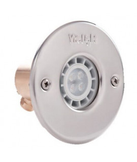 Прожектор FitStar 4.40400220, 4 LED 3.0, 24В, 110 мм, RGBW, кабель 5м, без закладной