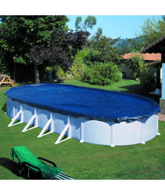 Зимнее покрывало CIPROV911 для овальных бассейнов GRE 10.3х5.6 м (1030х560 см)