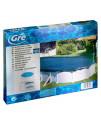Зимнее покрывало CIPROV731 для овальных бассейнов GRE 8.2х4.6 м (820х460 см)