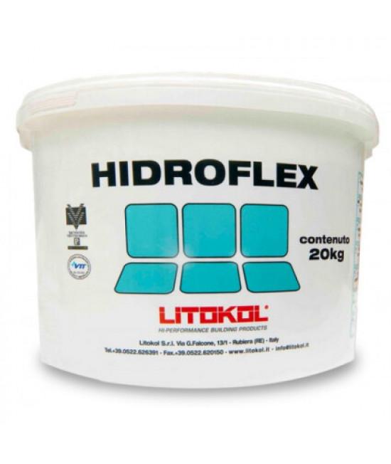 Гидроизоляционная мембрана HIDROFLEX 20 кг
