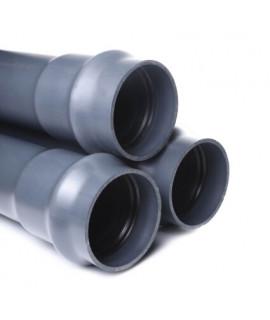 Труба Aquaviva НПВХ SDR26 d160*6.2 L-6140 (штука)