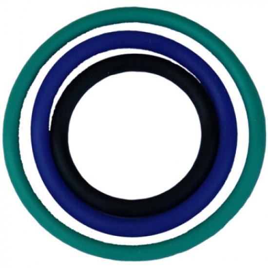 Кольцо Daewoo  насосного фланца фильтра P25 G31/( G24*T3,5)) SILIKONE