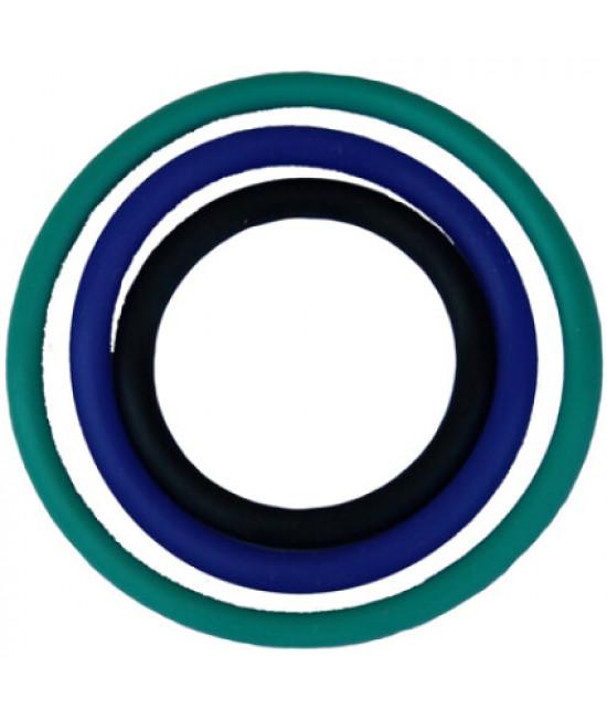Кольцо Daewoo крана наполниельного P7*2,1 SILIKONE (MSC)