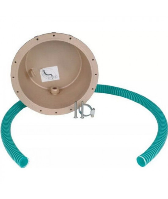 Закладная (ниша) Fitstar 4100050, для прожекторов 2х50, 2х65, 175, 200 и 400 Вт, PAR56 300 Вт, LED 12х3 и 24х3 Вт