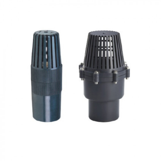 Донный клапан ПВХ 63 мм