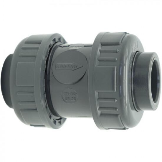 Воздухоотводной клапан Effast CDRAVD0250 с муфтовым окончанием, d25 мм