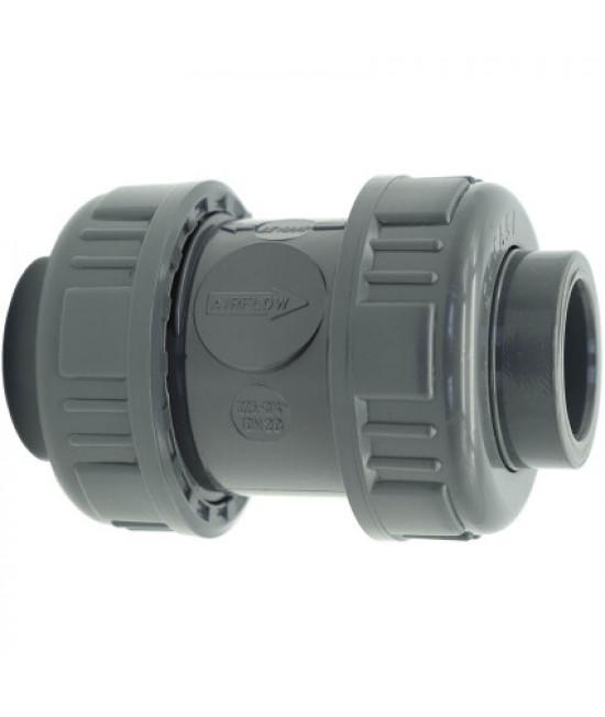 Воздухоотводной клапан Effast CDRAVD0400 с муфтовым окончанием, d40 мм